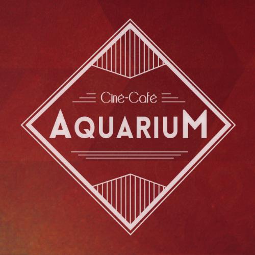 Logo Aquarium ciné-café