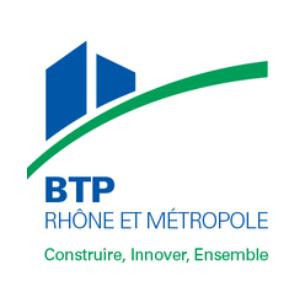 Logo BTP Rhône