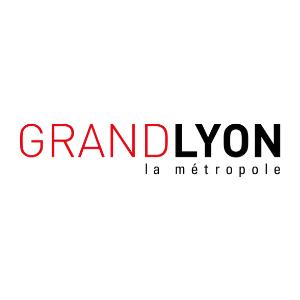 Logo Grand Lyon métropole