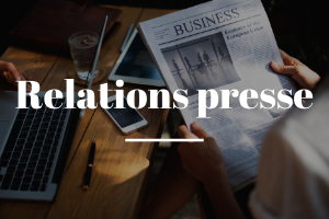 Relations presse catégorie